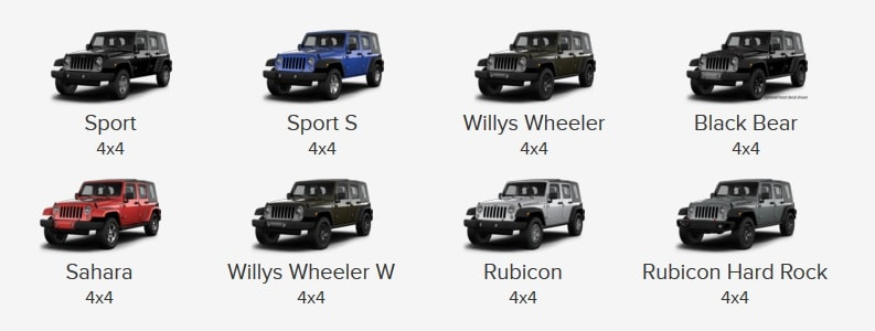 2016 jeep wrangler unlimited dealer in mineral wells
