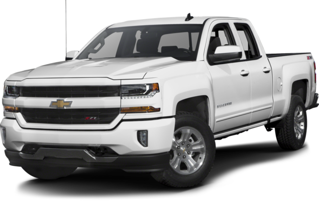 Chevy Silverado 1500 vs Ford F-150 comparison