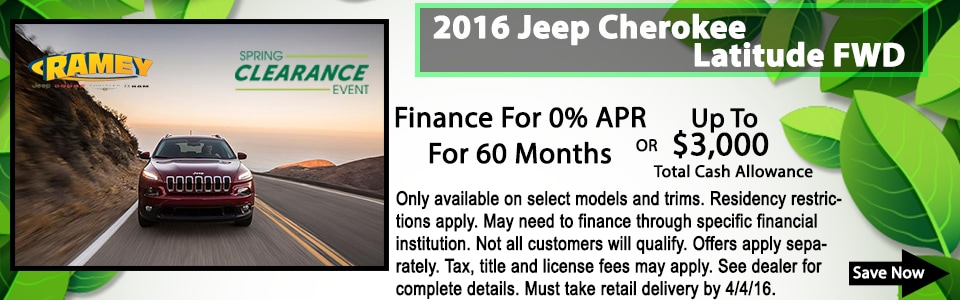 New and Used Car Dealer in Princeton WV | Ramey Chrysler ...