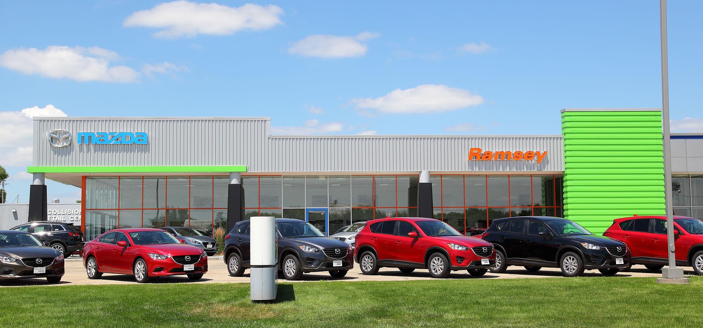 About Ramsey Mazda Of Urbandale Iowa Mazda Dealer