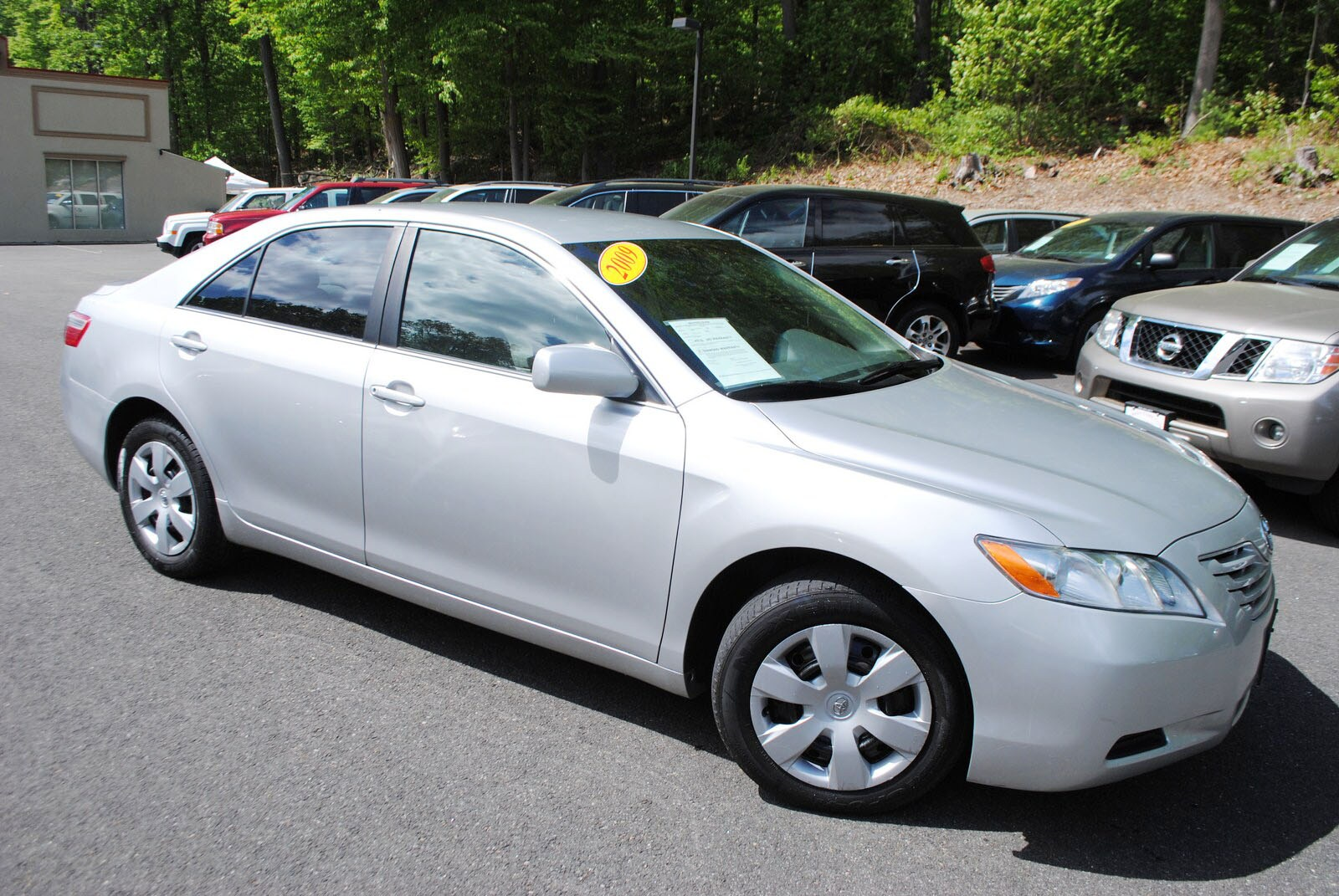 used 2009 toyota camry for sale west milford nj. Black Bedroom Furniture Sets. Home Design Ideas