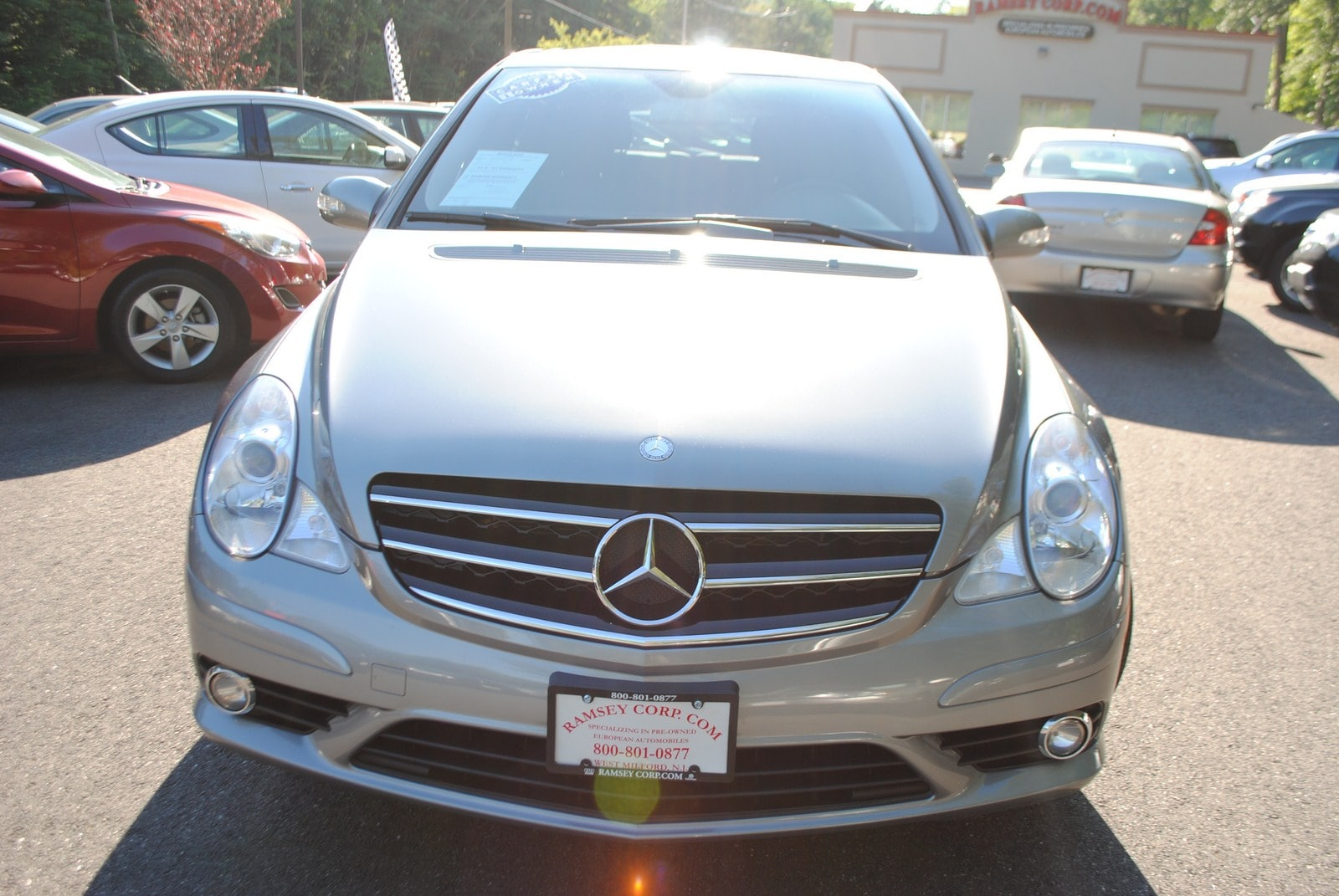 Used 2010 mercedes benz r class for sale west milford nj for Mercedes benz r350 for sale