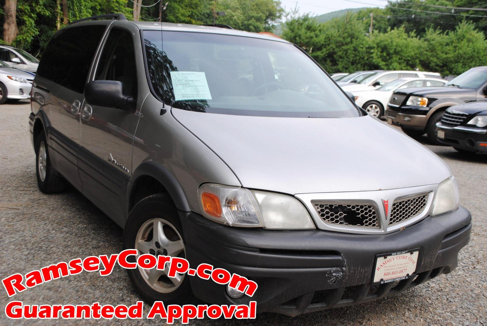 Used 2004 Pontiac Montana For Sale