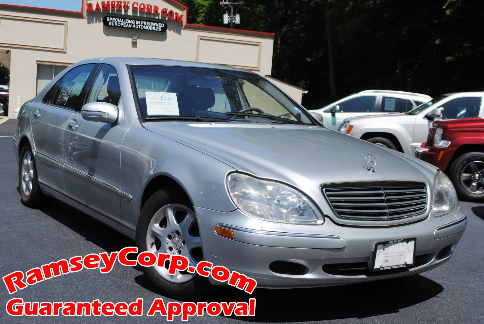 Used 2002 mercedes benz s class for sale west milford nj for 2002 mercedes benz s class s500