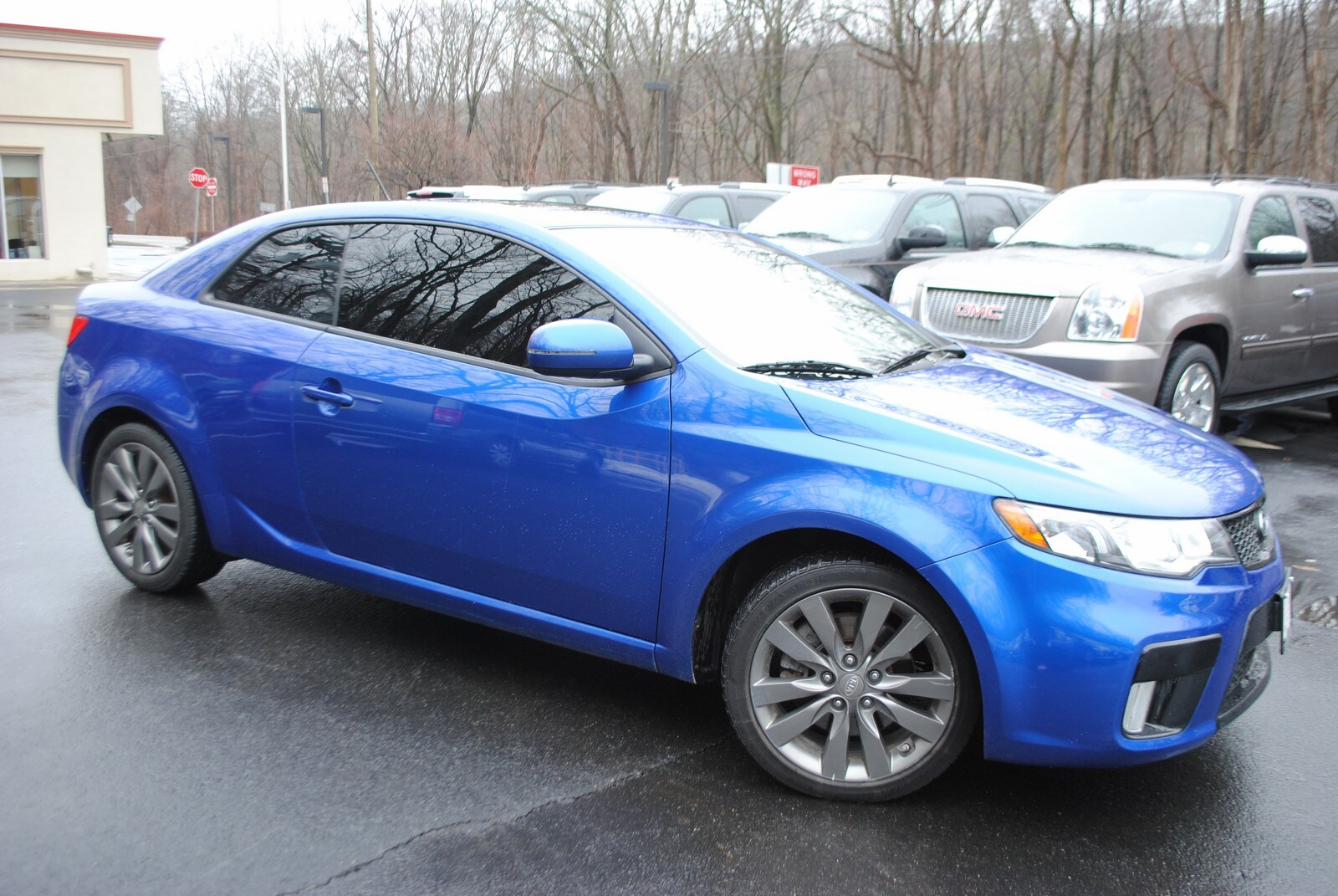 used 2012 kia forte koup for sale west milford nj. Black Bedroom Furniture Sets. Home Design Ideas