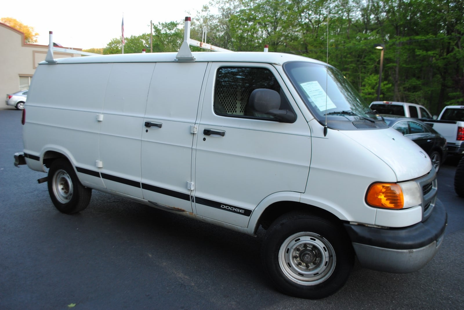 used 2000 dodge ram van 2500 for sale west milford nj. Black Bedroom Furniture Sets. Home Design Ideas