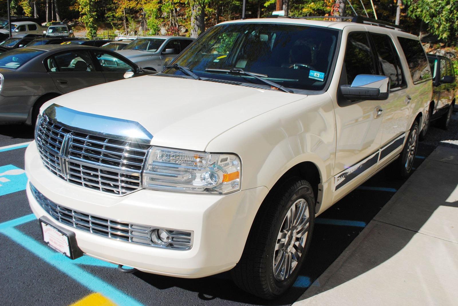 Used 2008 Lincoln Navigator L For Sale West Milford Nj