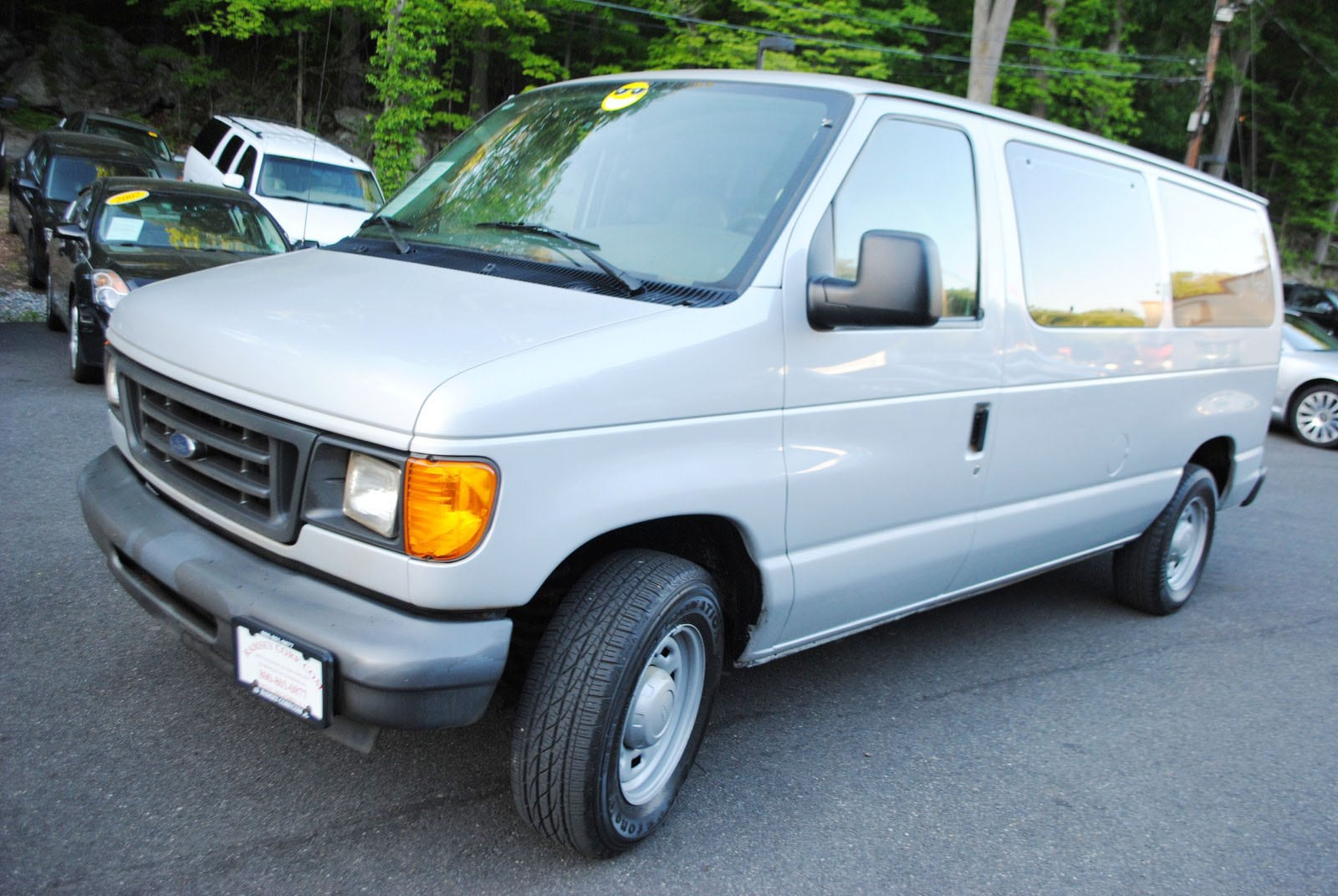 used 2005 ford e 150 for sale west milford nj. Black Bedroom Furniture Sets. Home Design Ideas
