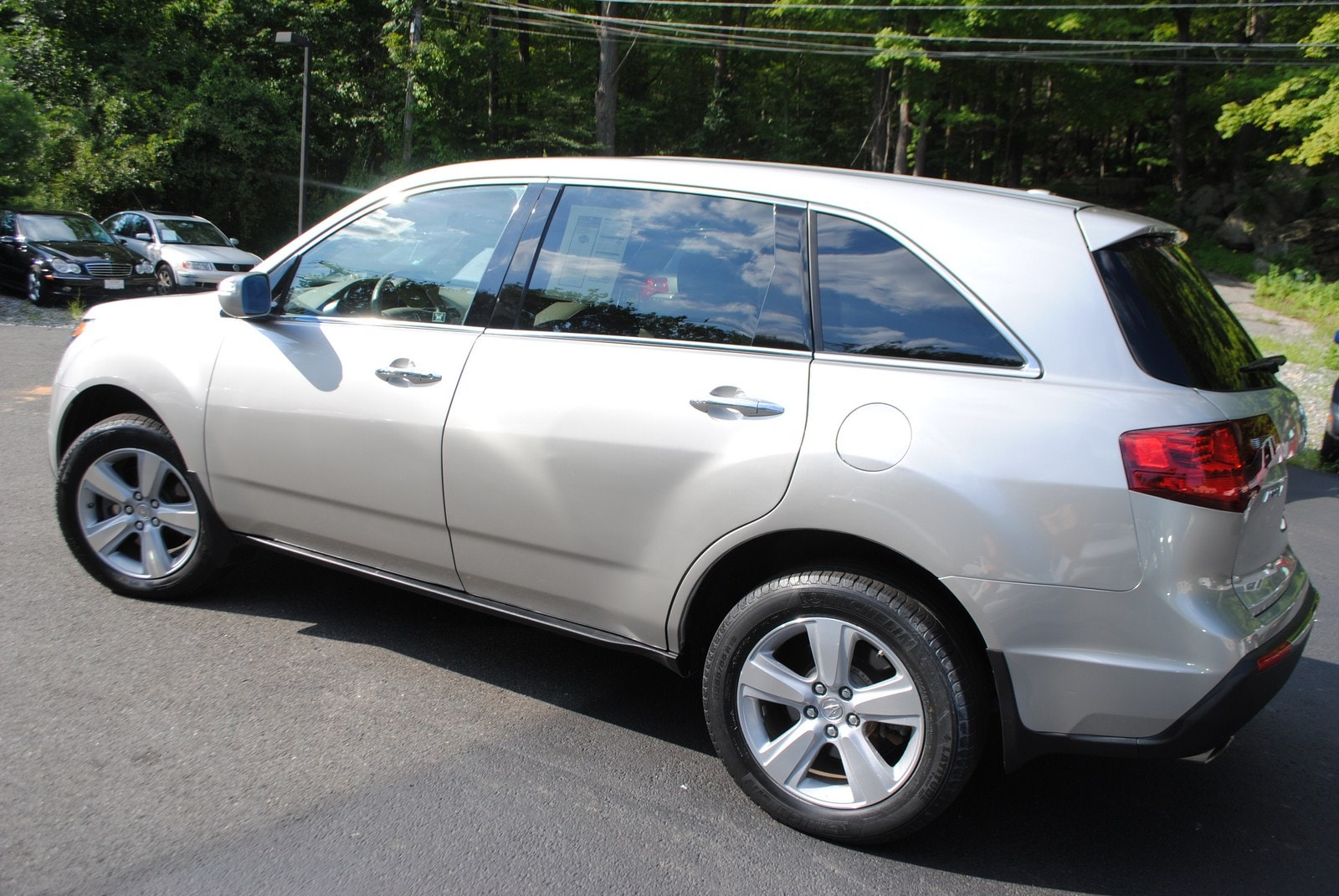 used 2011 acura mdx for sale west milford nj. Black Bedroom Furniture Sets. Home Design Ideas