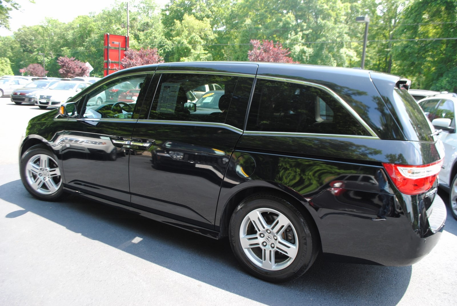 Used 2012 honda odyssey for sale west milford nj for Honda odyssey for sale nj