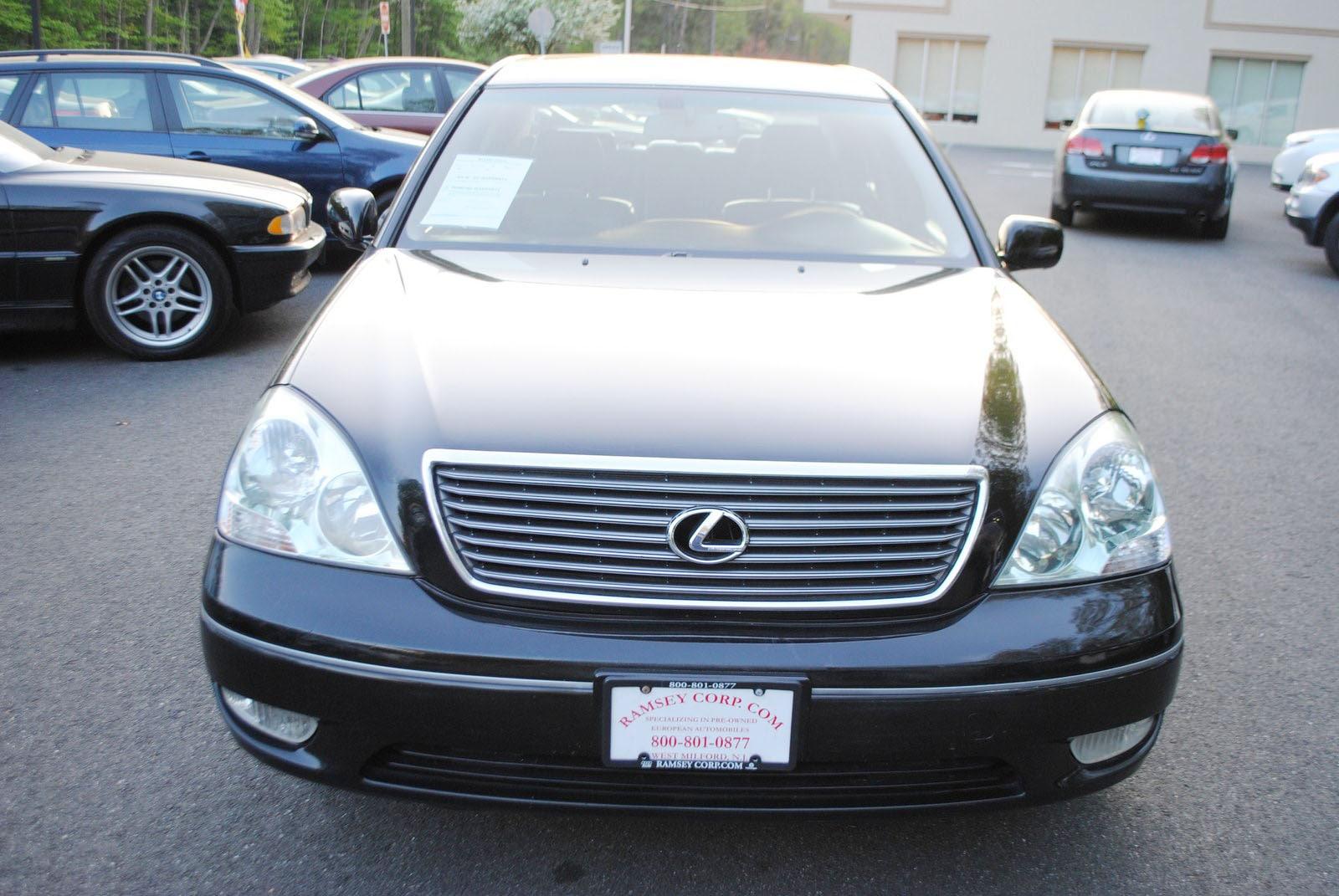 Used 2001 Lexus Ls 430 For Sale