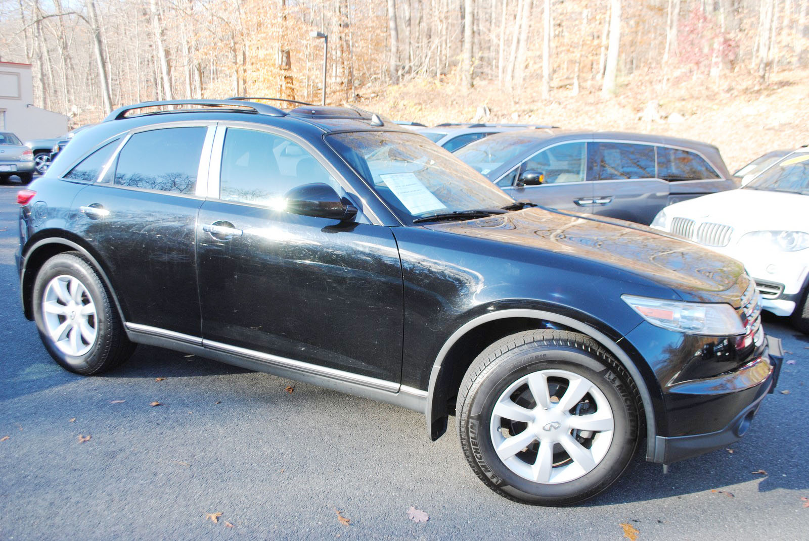 Used 2005 Infiniti Fx35 For Sale