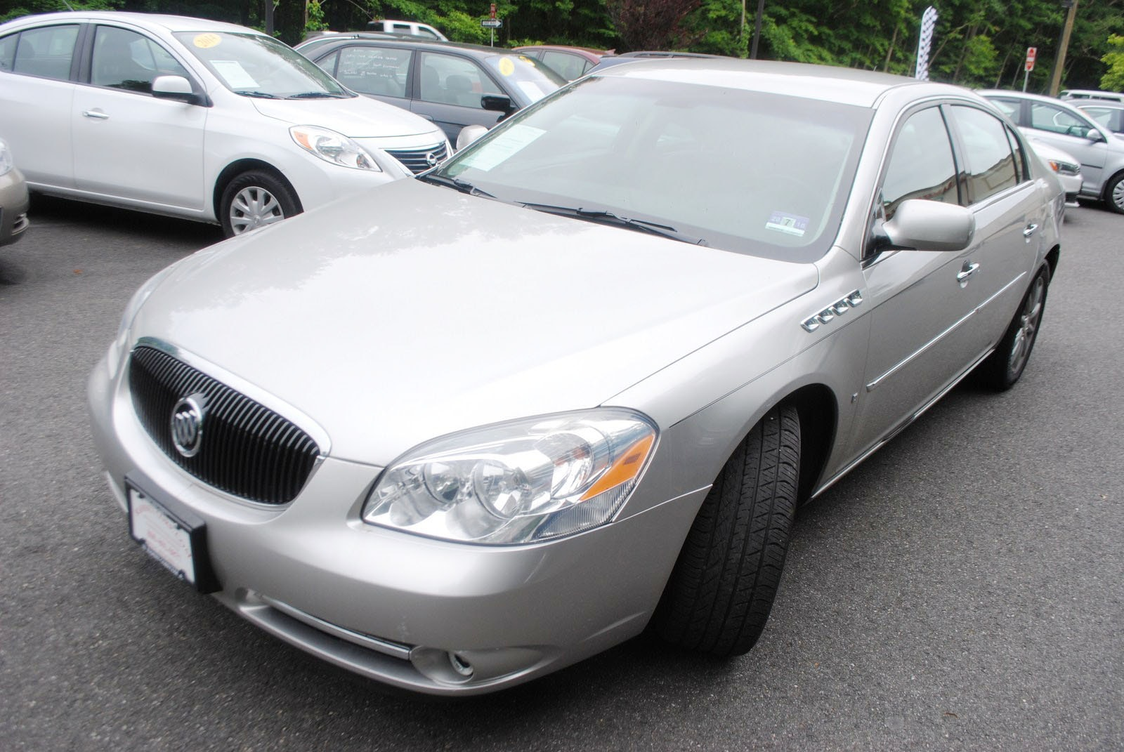 used 2006 buick lucerne for sale west milford nj. Black Bedroom Furniture Sets. Home Design Ideas