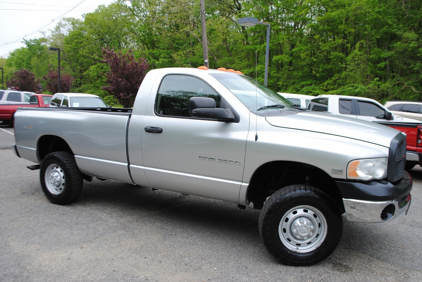 Used 2003 Dodge Ram 2500 For Sale