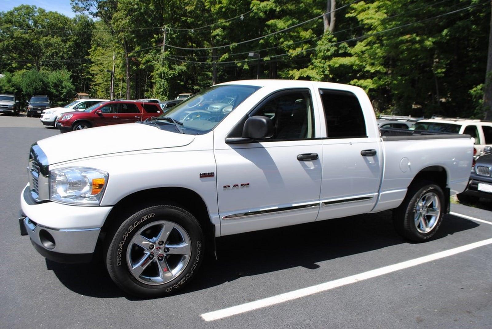 Used 2008 Dodge Ram 1500 For Sale West Milford Nj