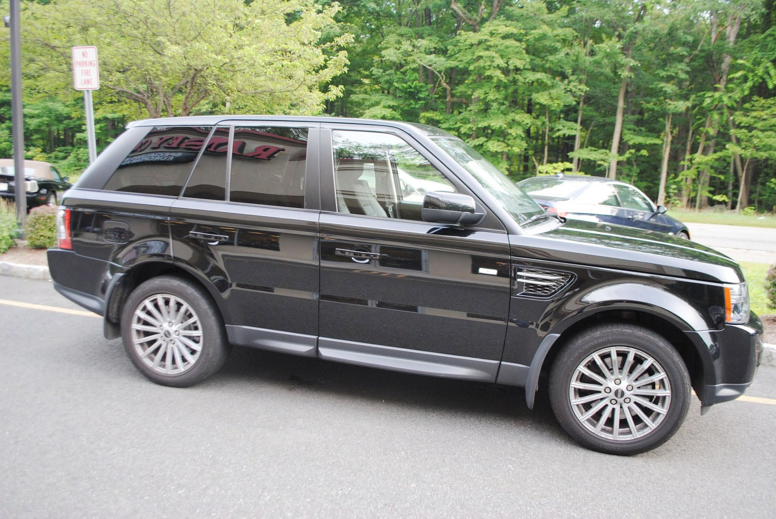 used 2012 land rover range rover sport for sale west. Black Bedroom Furniture Sets. Home Design Ideas