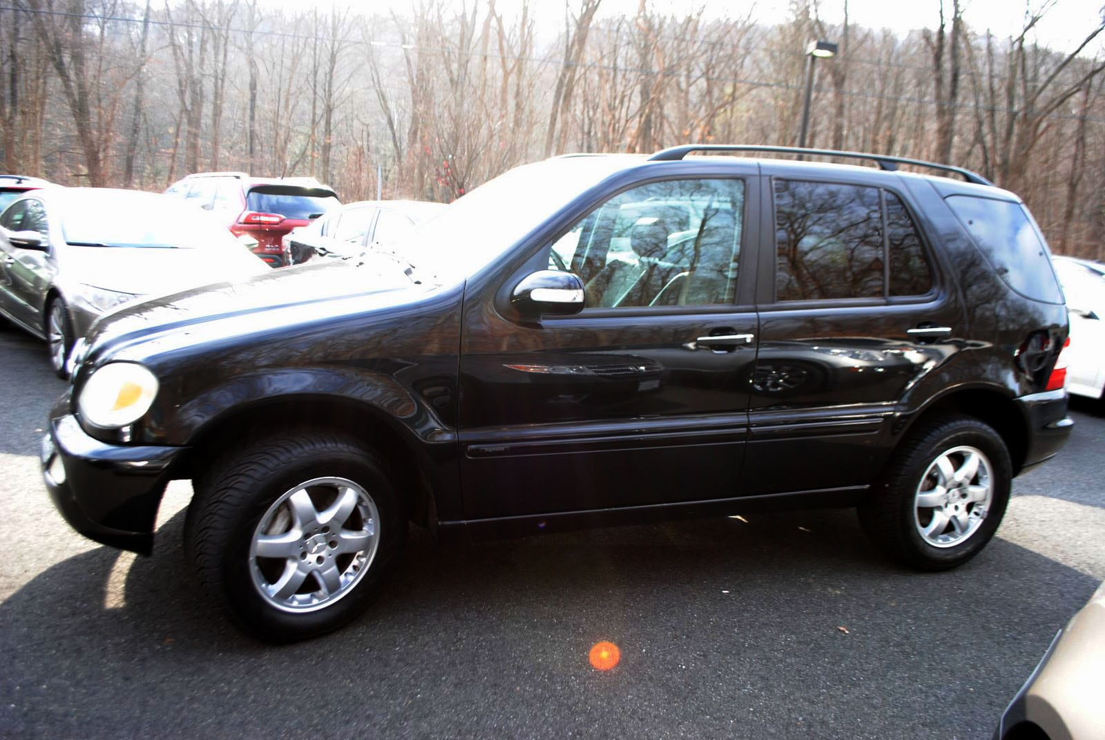 Used 2004 mercedes benz m class for sale west milford nj for Mercedes benz suv 2004