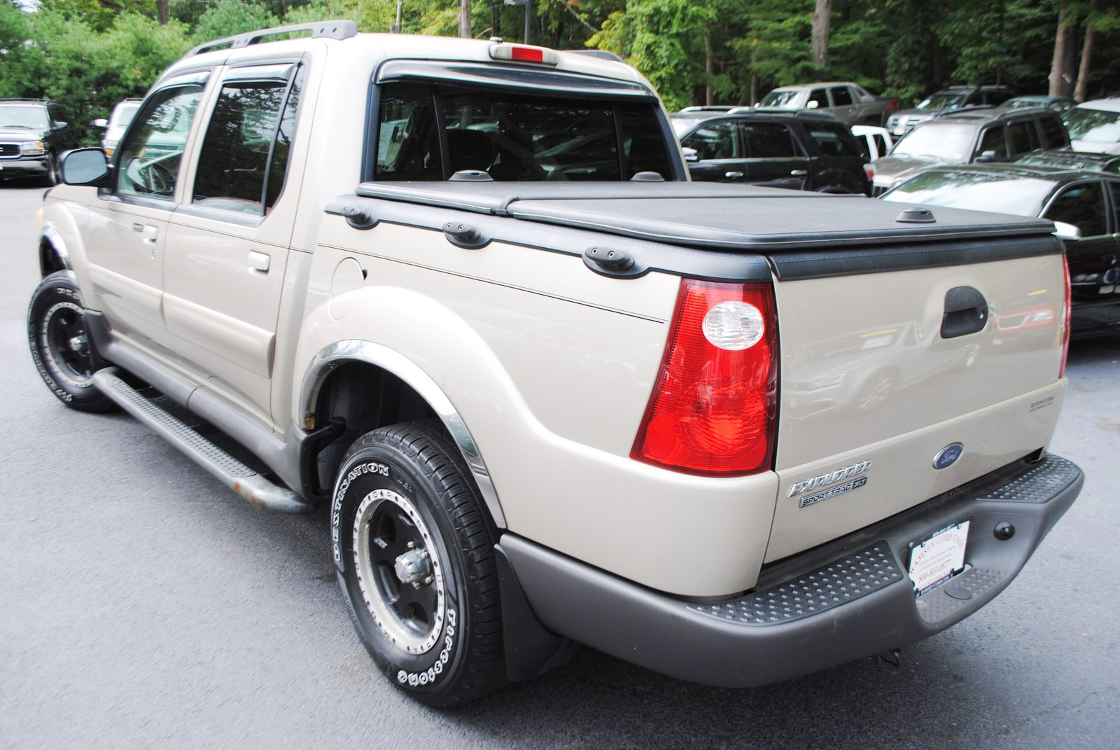 used 2005 ford explorer sport trac for sale west milford nj. Black Bedroom Furniture Sets. Home Design Ideas