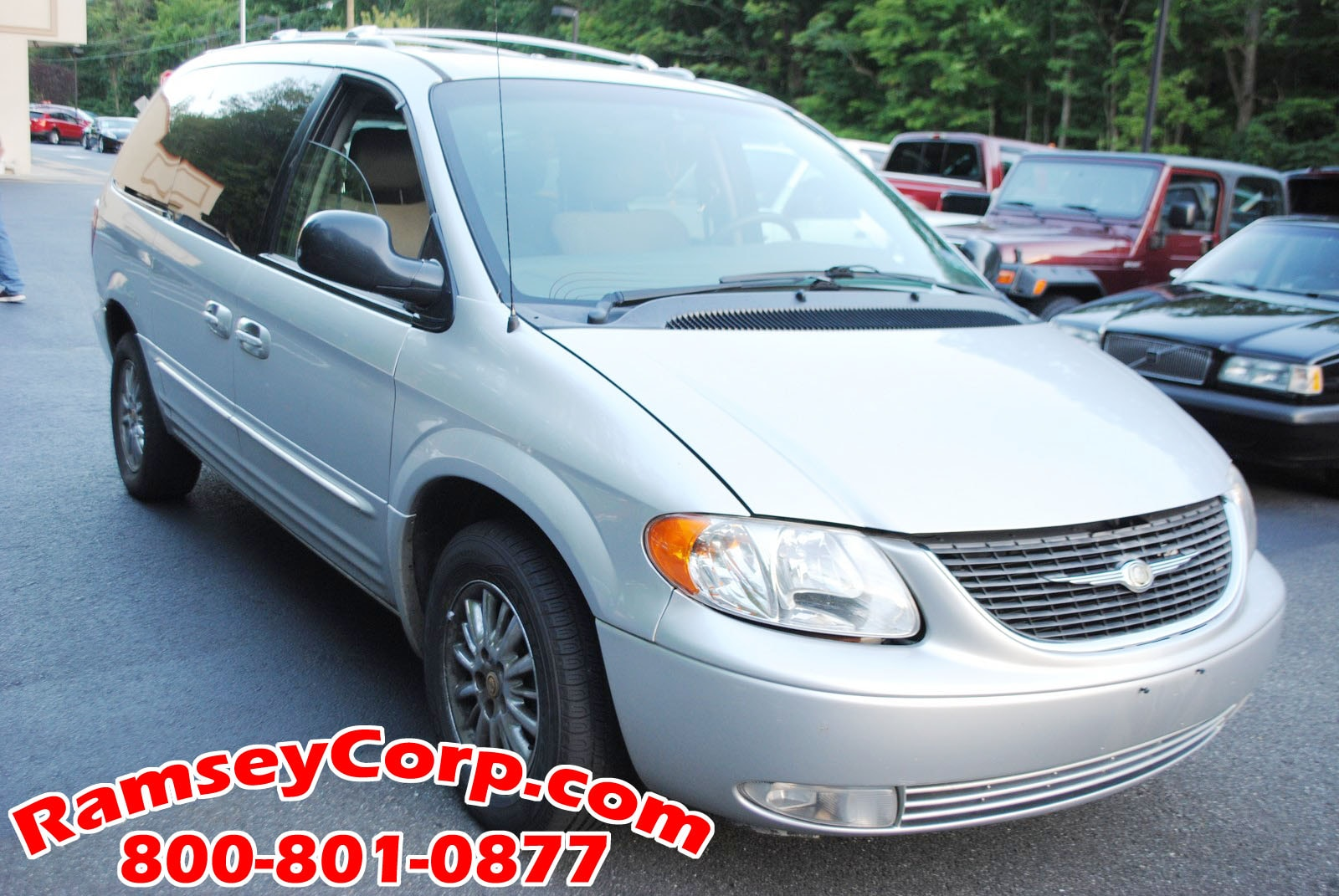 used 2002 chrysler town country for sale west milford nj. Black Bedroom Furniture Sets. Home Design Ideas