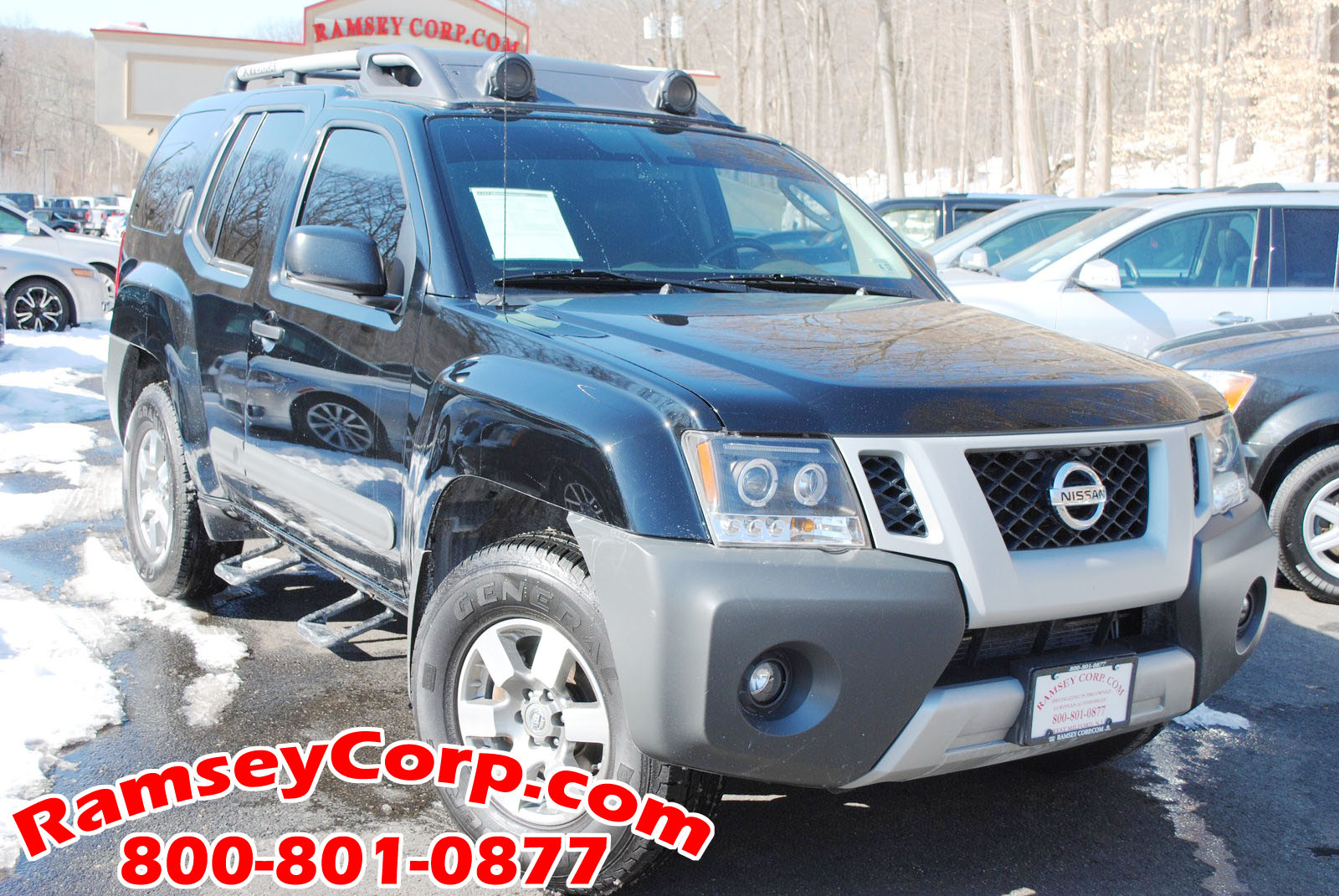 used 2012 nissan xterra for sale west milford nj. Black Bedroom Furniture Sets. Home Design Ideas