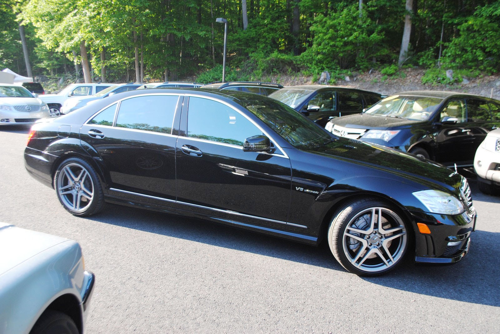 Used 2013 mercedes benz s63 amg for sale west milford nj for Mercedes benz amg used