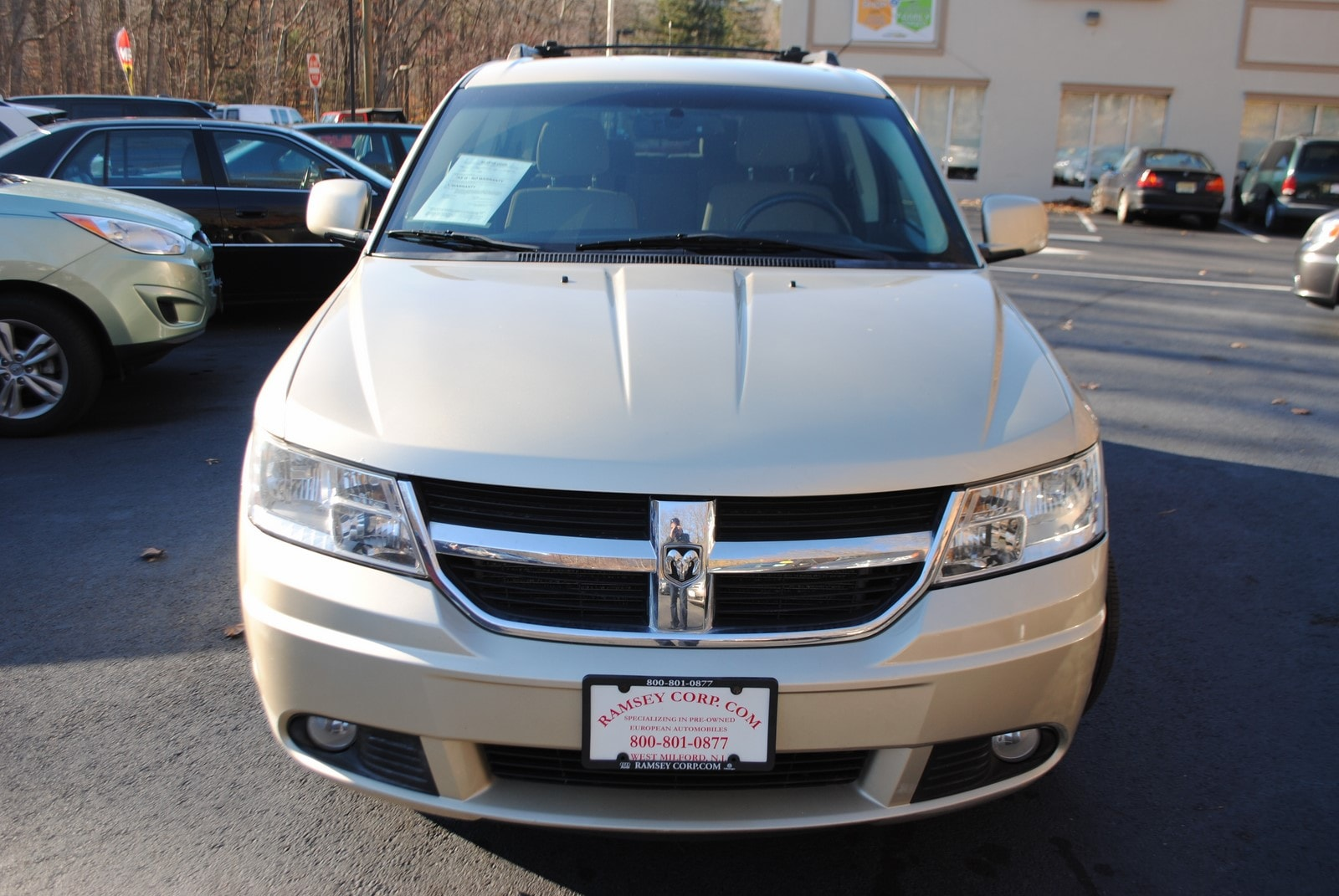 used 2010 dodge journey for sale west milford nj. Black Bedroom Furniture Sets. Home Design Ideas