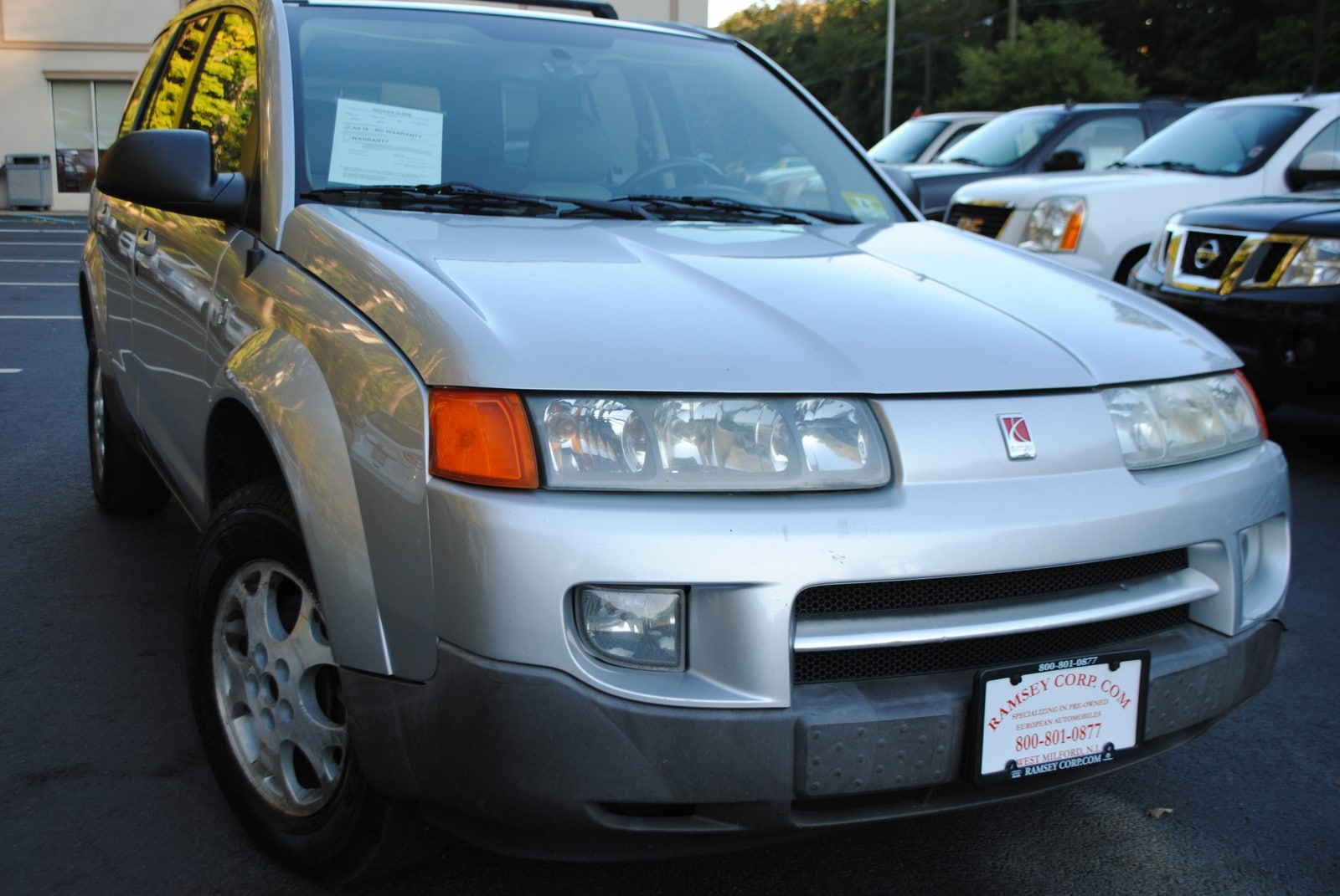Used 2004 Saturn Vue For Sale