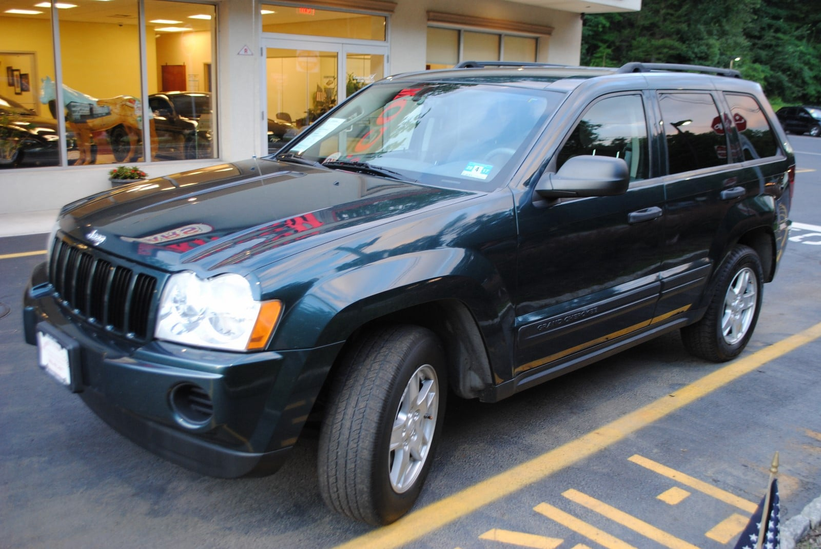 used 2005 jeep grand cherokee for sale west milford nj. Black Bedroom Furniture Sets. Home Design Ideas