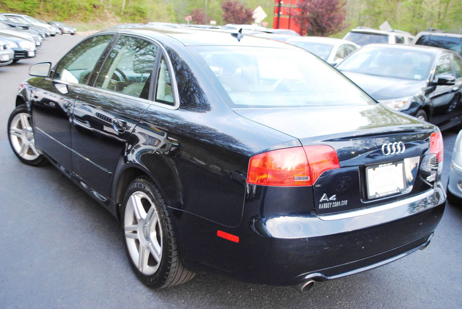 used 2008 audi a4 for sale west milford nj. Black Bedroom Furniture Sets. Home Design Ideas