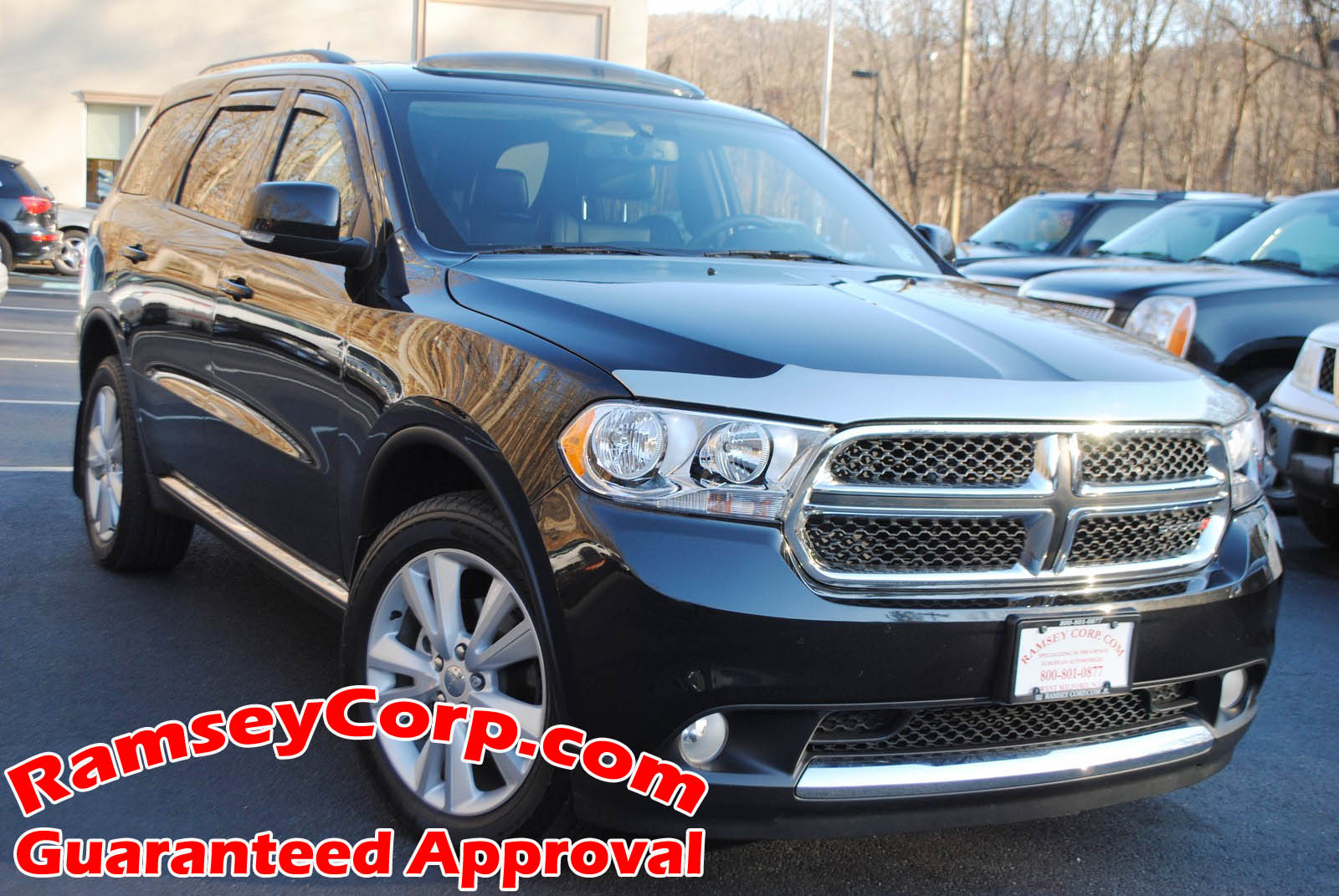used 2012 dodge durango for sale west milford nj. Black Bedroom Furniture Sets. Home Design Ideas