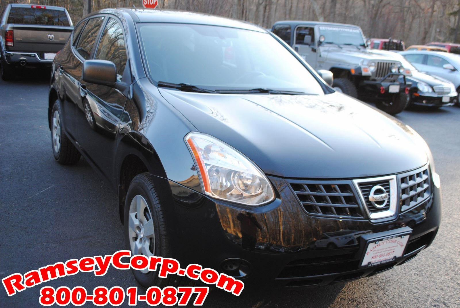 used 2009 nissan rogue for sale west milford nj