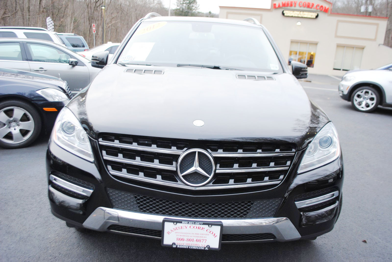 Used 2012 mercedes benz m class for sale west milford nj for 2012 mercedes benz m class ml350