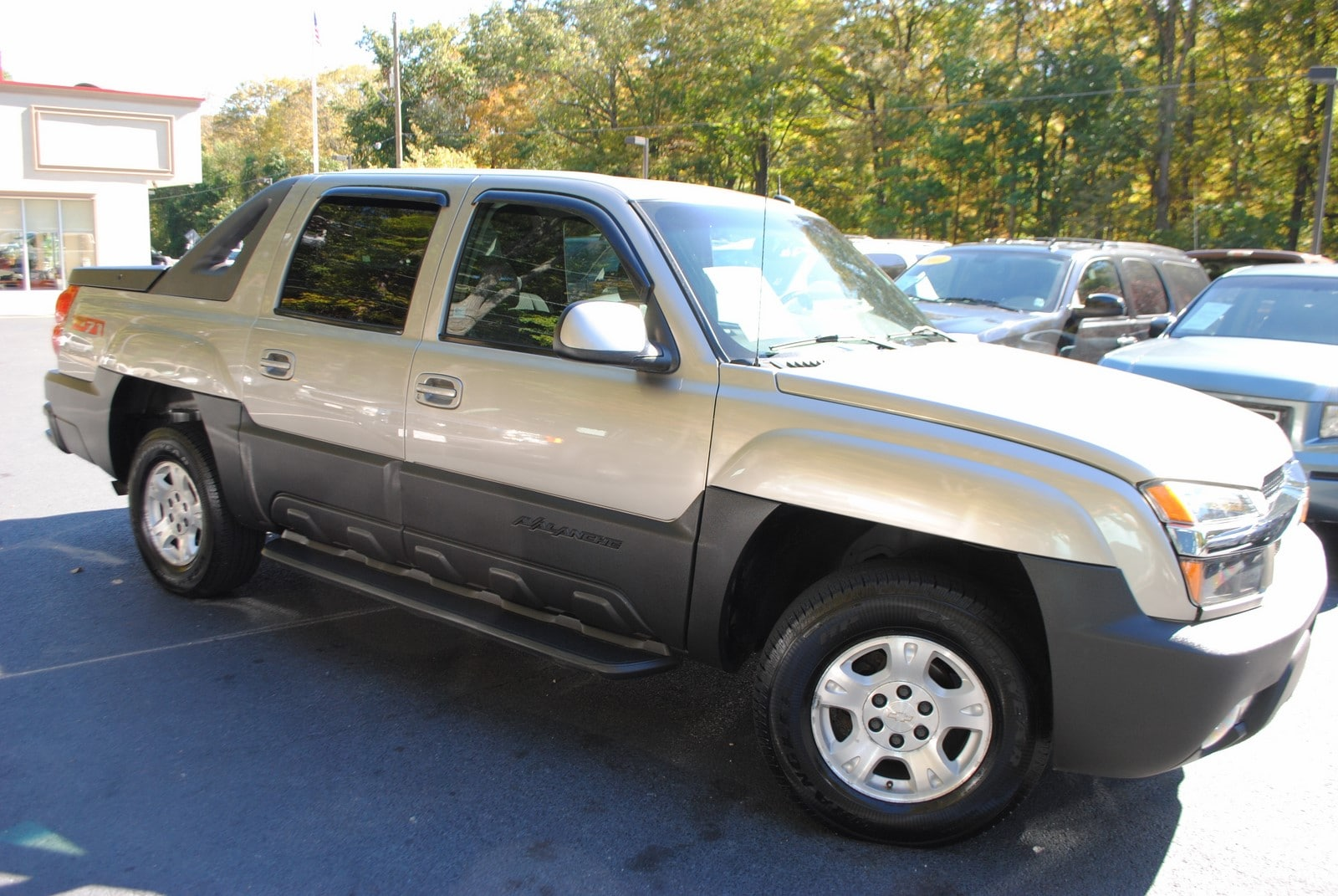 used 2003 chevrolet avalanche 1500 for sale west milford nj. Black Bedroom Furniture Sets. Home Design Ideas