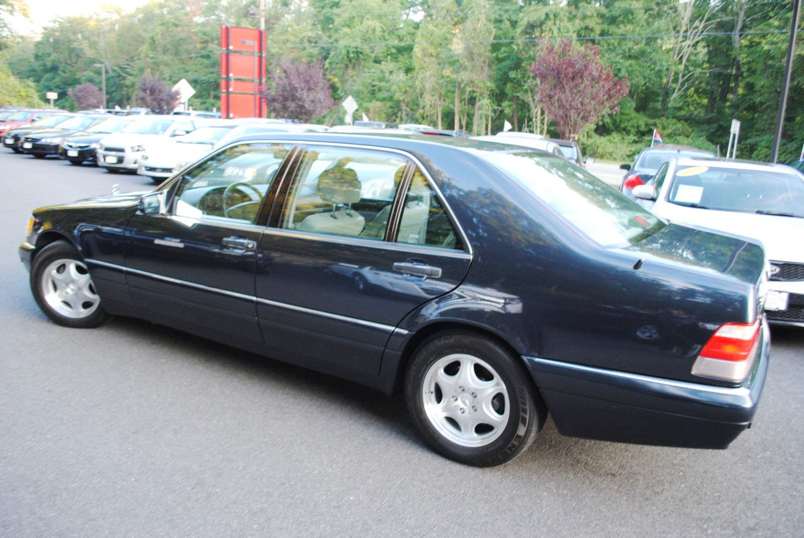 Used 1999 mercedes benz s class for sale west milford nj for 1999 mercedes benz s class