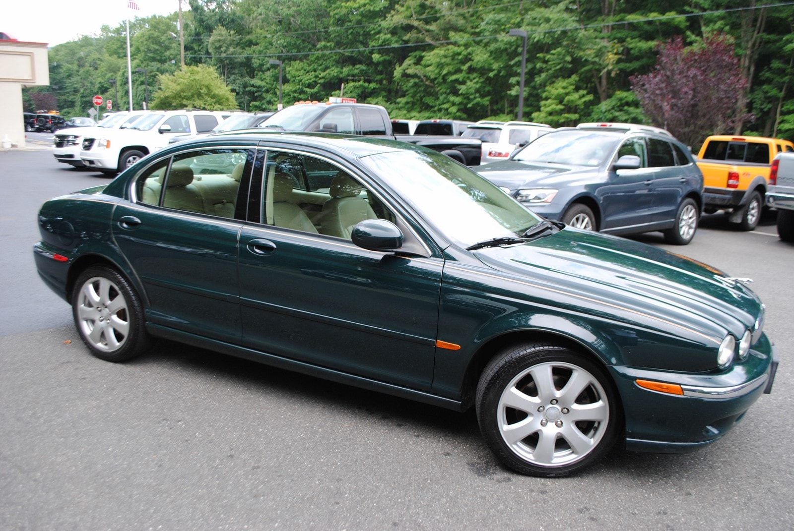 Used 2004 Jaguar X