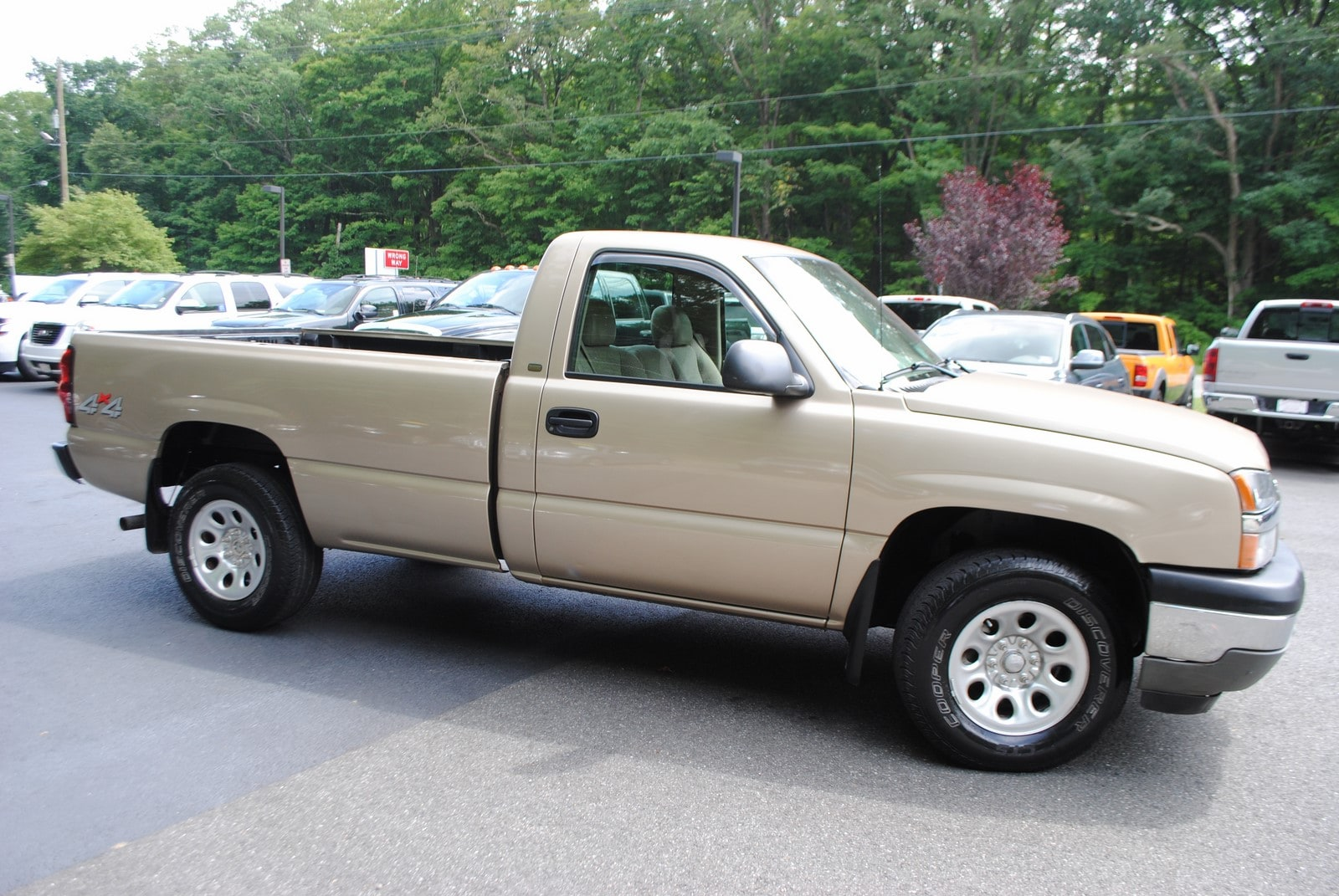 used 2005 chevrolet silverado 1500 for sale west milford nj. Black Bedroom Furniture Sets. Home Design Ideas