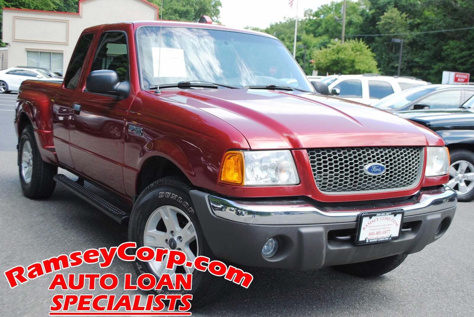 2002 ford ranger xlt 4 0l off road 4 0 truck super cab