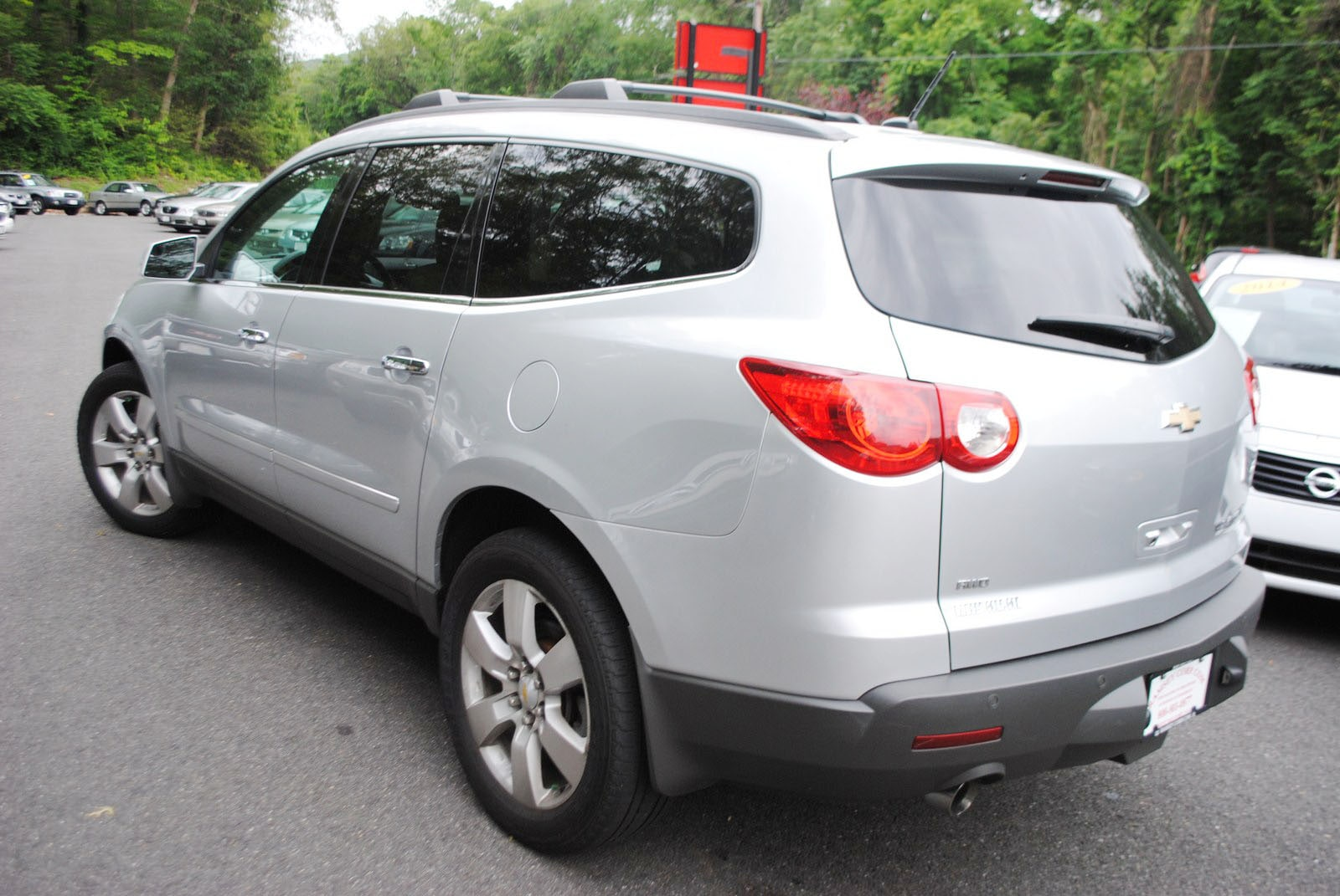 used 2011 chevrolet traverse for sale west milford nj. Black Bedroom Furniture Sets. Home Design Ideas