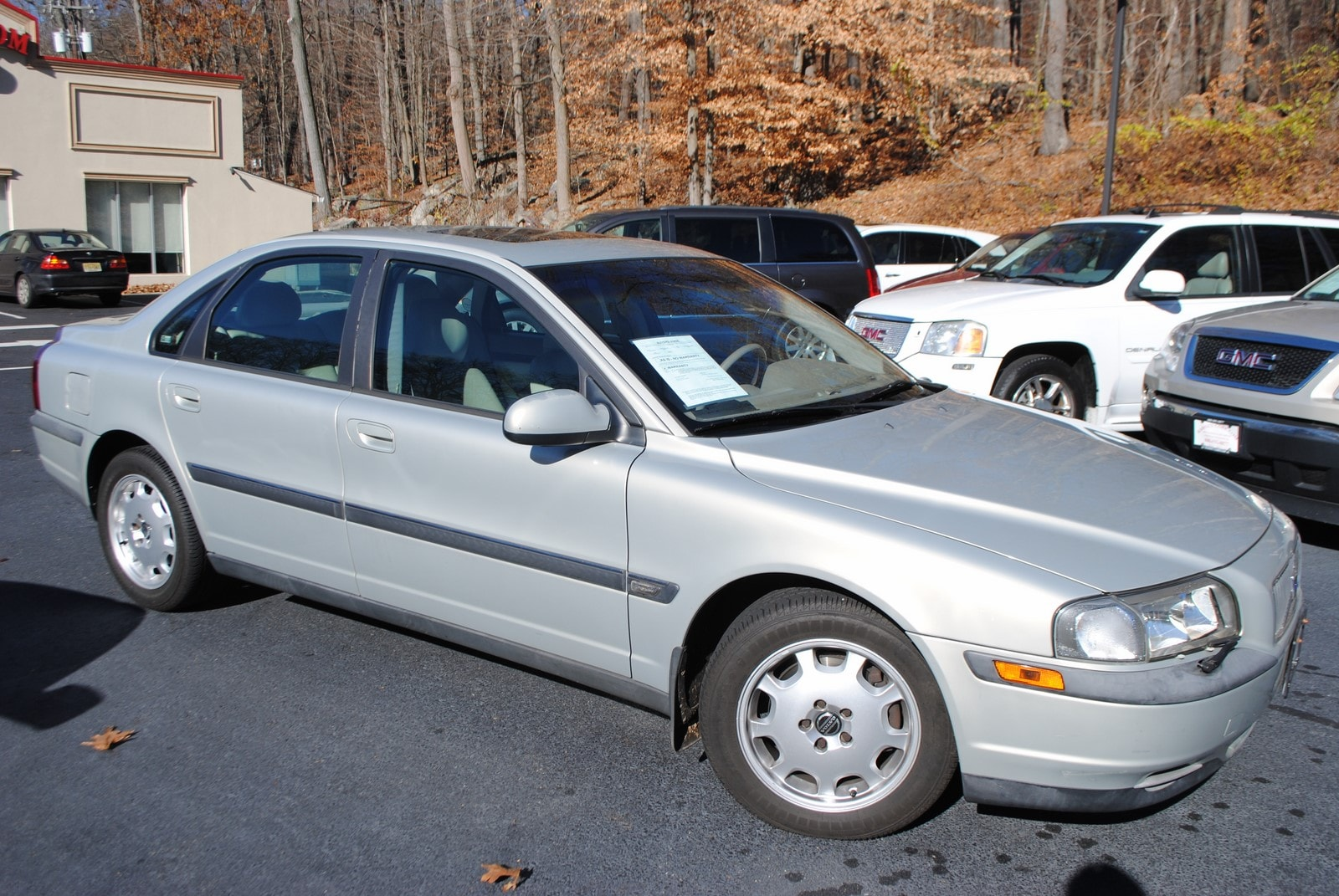 used 2001 volvo s80 for sale west milford nj. Black Bedroom Furniture Sets. Home Design Ideas