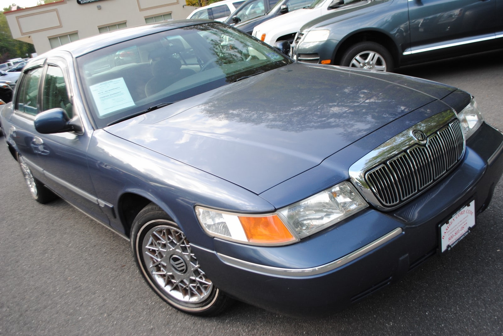 Used 1998 Mercury Grand Marquis For Sale