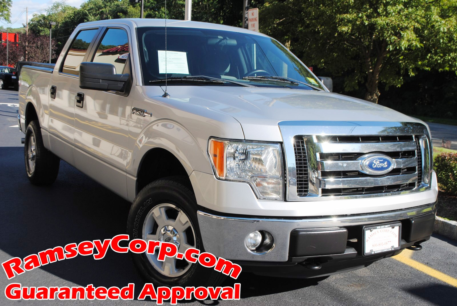 2011 Ford F-150 XLT 5.0 Truck SuperCrew Cab