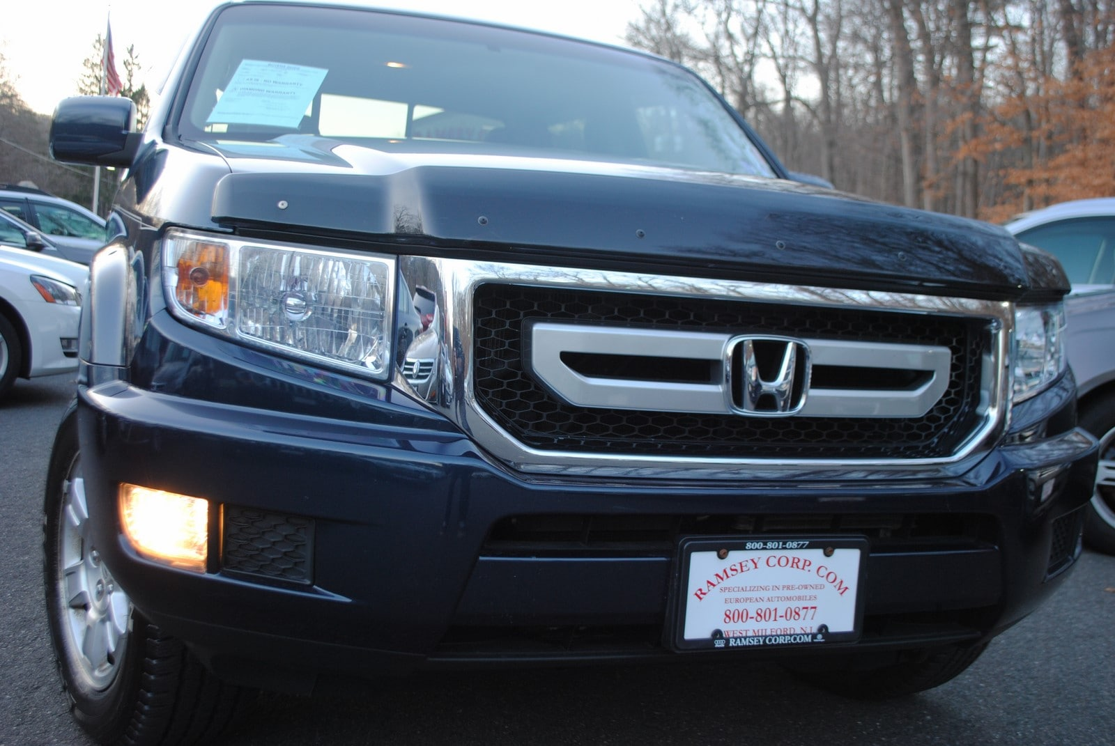 used 2009 honda ridgeline for sale west milford nj. Black Bedroom Furniture Sets. Home Design Ideas