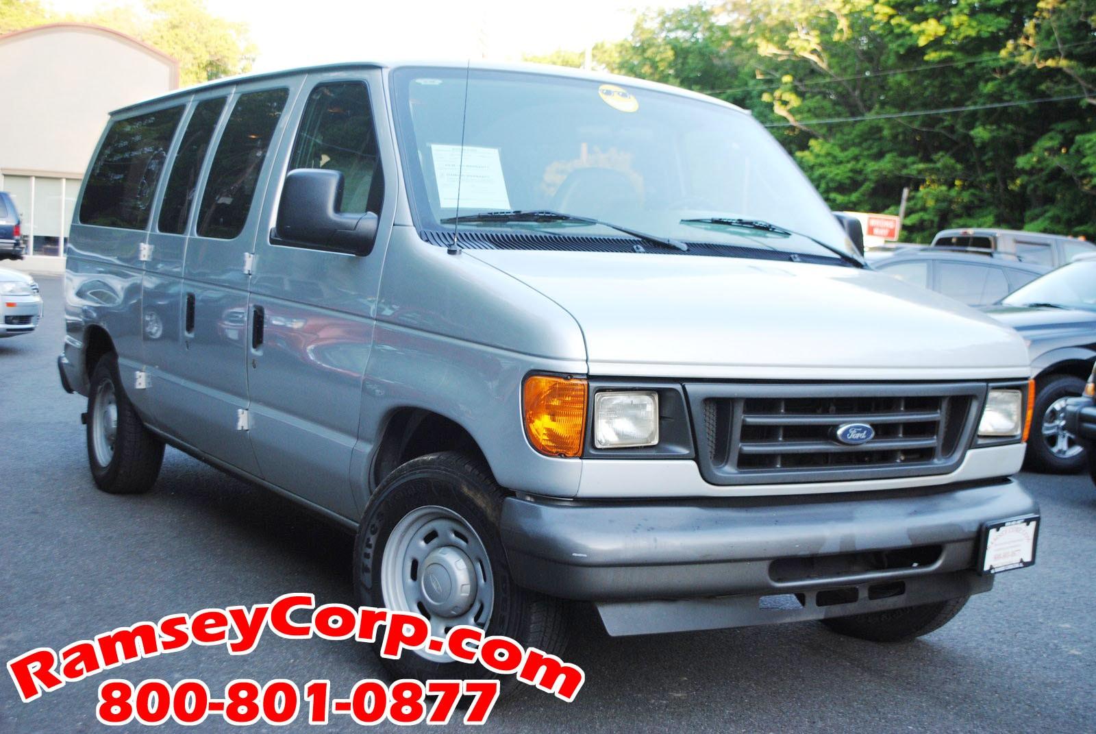 2005 ford e 150 xlt 4 6 wagon wagon