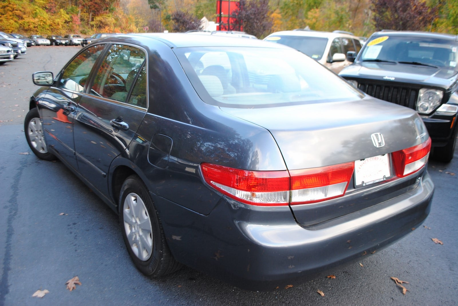 used 2003 honda accord for sale west milford nj. Black Bedroom Furniture Sets. Home Design Ideas
