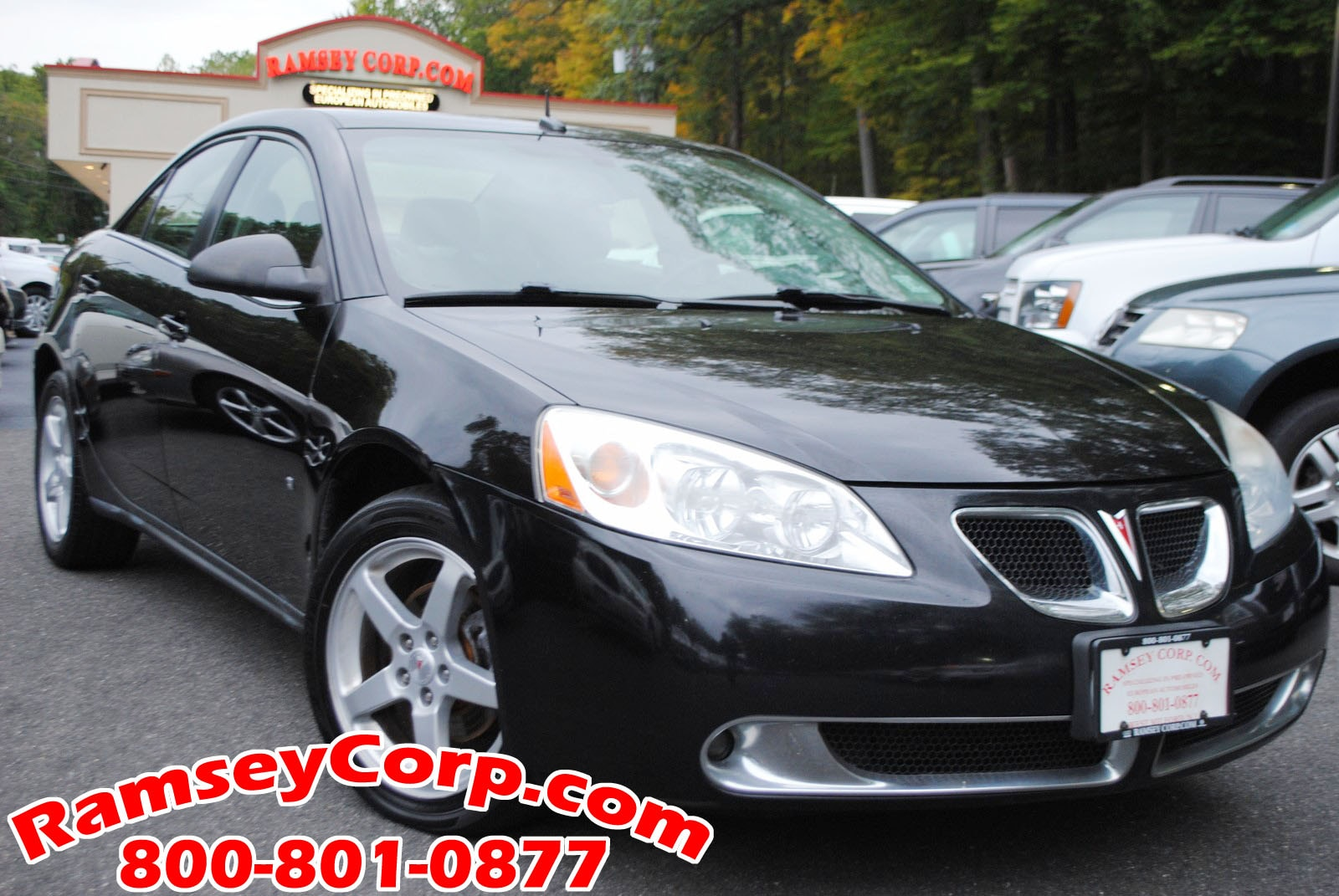 Used 2008 Pontiac G6 For Sale West Milford Nj