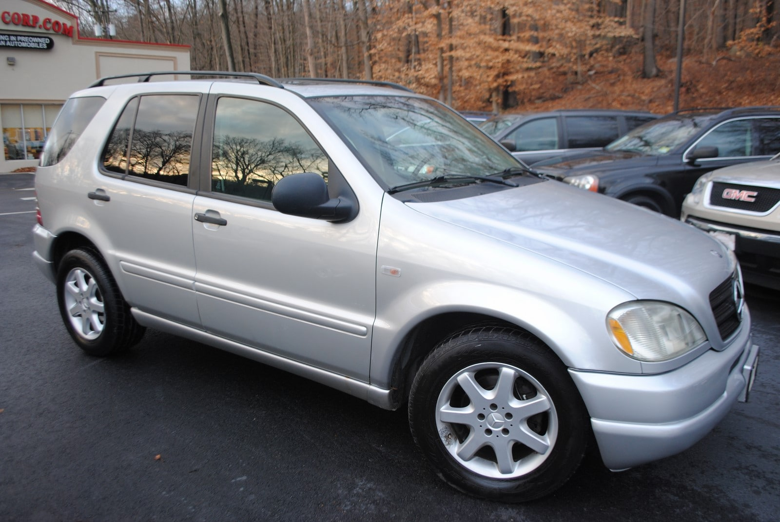Used 1999 Mercedes Benz M Class For Sale West Milford Nj