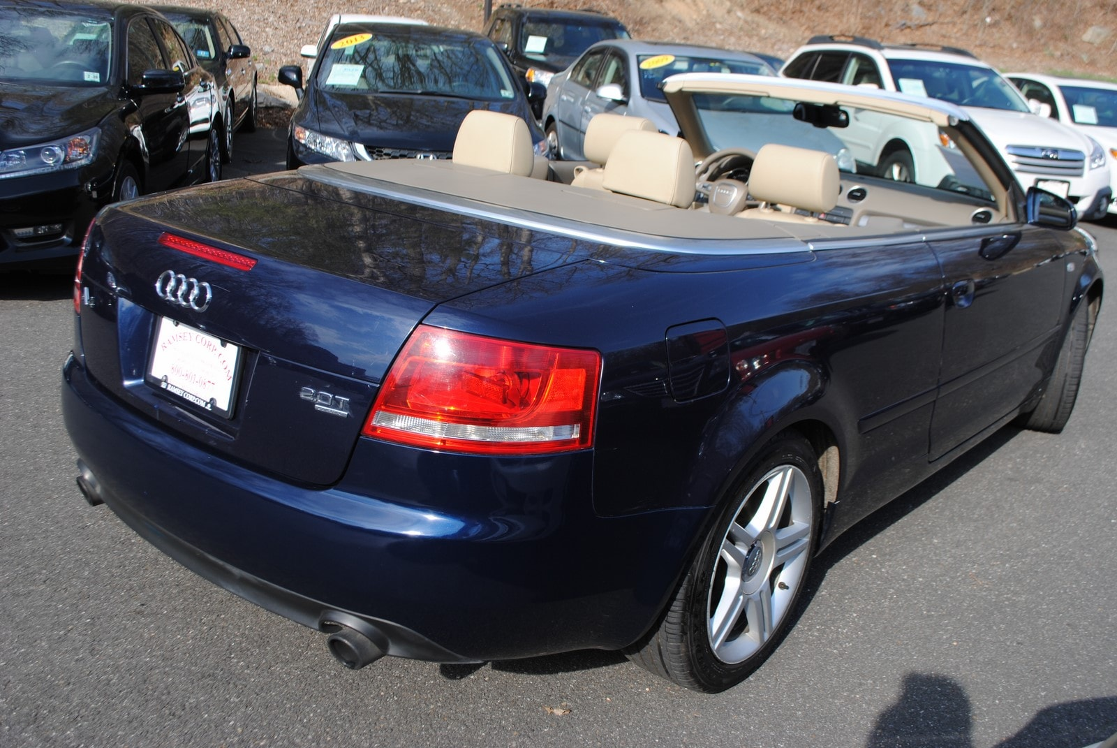 used 2007 audi a4 for sale west milford nj. Black Bedroom Furniture Sets. Home Design Ideas