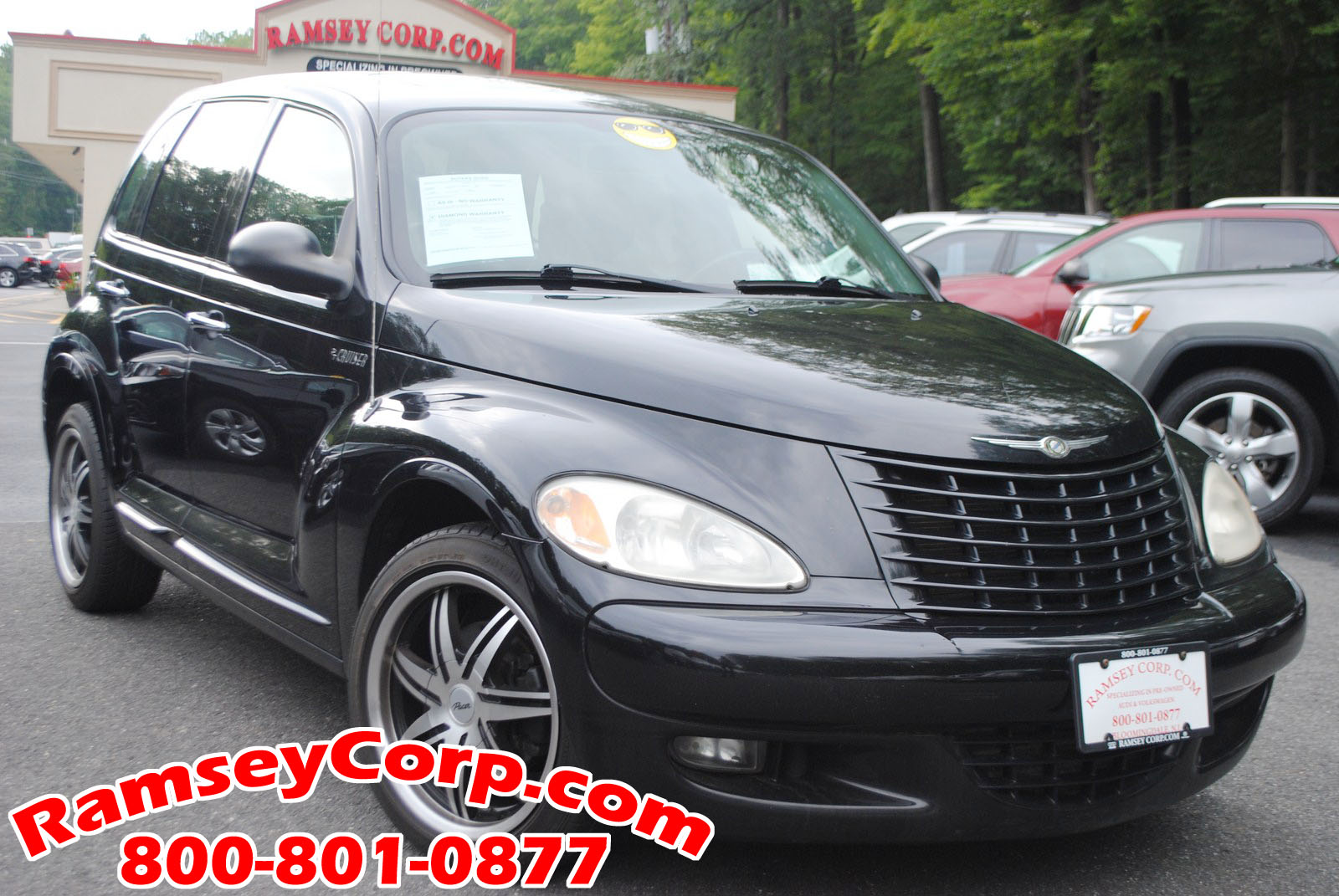 used 2005 chrysler pt cruiser for sale west milford nj. Black Bedroom Furniture Sets. Home Design Ideas