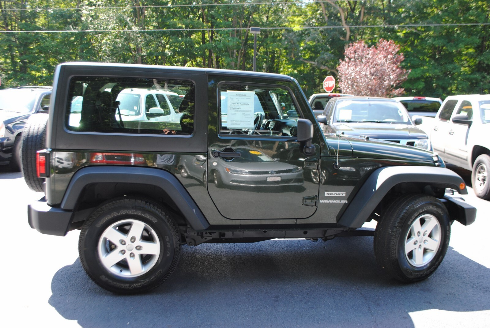 used 2011 jeep wrangler for sale west milford nj. Black Bedroom Furniture Sets. Home Design Ideas
