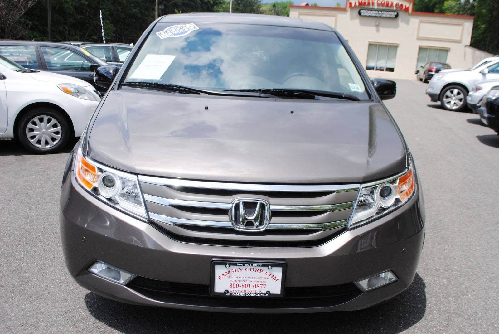Used 2011 honda odyssey for sale west milford nj for Used honda odyssey nj